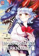 Cover-Bild zu Aoki, Spica: Monstermäßig verknallt - Band 2