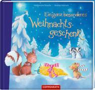 Cover-Bild zu Ein ganz besonderes Weihnachtsgeschenk von Brosche, Heidemarie