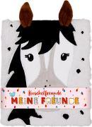 Cover-Bild zu Freundebuch - Kuschelfreunde - Meine Freunde (Pony)