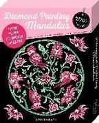 Cover-Bild zu Diamond Painting Mandalas