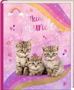 Cover-Bild zu Freundebuch - Cosmic School - Meine Freunde (Kätzchen)