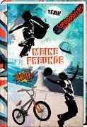 Cover-Bild zu Freundebuch - Meine Freunde - Sport