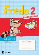 Cover-Bild zu Fredo - Mathematik 2. Schuljahr. Ausgabe B. Arbeitsheft. BY von Balins, Mechtilde