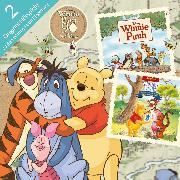Cover-Bild zu Disney / Winnie Puuh - Kinofilm Collection (Audio Download) von Bingenheimer, Gabriele