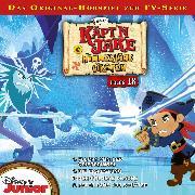 Cover-Bild zu Disney / Käpt´n Jake und die Nimmerland-Piraten - Folge 18 (Audio Download) von Bingenheimer, Gabriele
