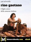 Cover-Bild zu Rino Gaetano (eBook) von Selvetella, Yari