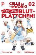 Cover-Bild zu Shimizu, Akane: Cells at Work! - An die Arbeit, Blutplättchen! 2
