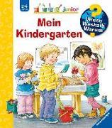 Cover-Bild zu Mein Kindergarten von Rübel, Doris