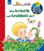 Cover-Bild zu Was kriecht und krabbelt da? von Eberhard, Irmgard