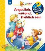 Cover-Bild zu Ängstlich, wütend, fröhlich sein von Rübel, Doris