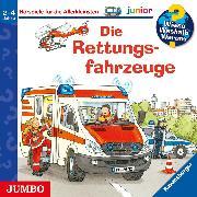 Cover-Bild zu Wieso? Weshalb? Warum? Junior. Die Rettungsfahrzeuge (Audio Download) von Erne, Andrea