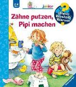Cover-Bild zu Zähne putzen, Pipi machen von Nahrgang, Frauke