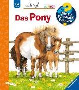 Cover-Bild zu Das Pony von Ross, Thea