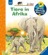 Cover-Bild zu Tiere in Afrika von Prusse, Daniela