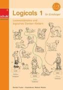 Cover-Bild zu Logicals 1. Lesen-Verstehen-Kombinieren von Prusse, Daniela