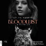 Cover-Bild zu Bloodlust - Blood Destiny - Mackenzie-Smith-Serie 5 (Ungekürzt) (Audio Download) von Harper, Helen