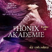 Cover-Bild zu Der erste Schrei - Phönixakademie, (ungekürzt) (Audio Download) von Bow, I. Reen