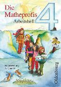 Cover-Bild zu Die Matheprofis 4. Schuljahr. Ausgabe D. Arbeitsheft von Haller, Waltraud