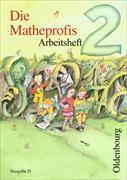 Cover-Bild zu Die Matheprofis 2. Schuljahr. Ausgabe D. Arbeitsheft von Haller, Waltraud