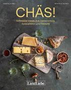Cover-Bild zu Chäs! von Gabriela, Frei