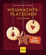 Cover-Bild zu Weihnachtsplätzchen zuckerfrei von Merz, Lena
