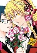 Cover-Bild zu Kawamoto, Homura: Kakegurui Twin 04