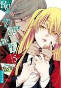 Cover-Bild zu Kawamoto, Homura: Kakegurui Twin 05