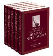 Cover-Bild zu The Grove Dictionary of Musical Instruments von Libin, Laurence (Hrsg.)