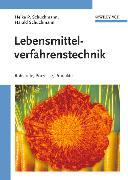 Cover-Bild zu Lebensmittelverfahrenstechnik (eBook) von Schuchmann, Harald