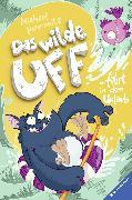 Cover-Bild zu Das wilde Uff, Band 2: Das wilde Uff fährt in den Urlaub (eBook) von Petrowitz, Michael