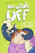 Cover-Bild zu Das wilde Uff, Band 3: Das wilde Uff jagt einen Schatz (eBook) von Petrowitz, Michael