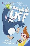 Cover-Bild zu Das wilde Uff, Band 1: Das wilde Uff sucht ein Zuhause (eBook) von Petrowitz, Michael