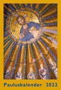 Cover-Bild zu Pauluskalender 2022 von Thomas, Hans (Hrsg.)