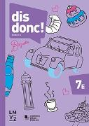 Cover-Bild zu dis donc! 7 von Autorenteam