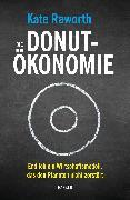 Cover-Bild zu Die Donut-Ökonomie von Raworth, Kate