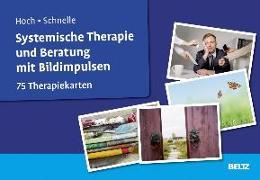 Cover-Bild zu Systemische Therapie und Beratung mit Bildimpulsen von Hoch, Roman