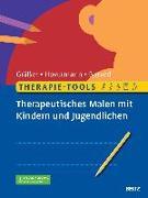 Cover-Bild zu Therapie-Tools Therapeutisches Malen mit Kindern und Jugendlichen von Gräßer, Melanie
