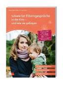 Cover-Bild zu Schwierige Elterngespräche in der Kita - und wie sie gelingen von Sauermann, Daniela