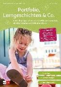 Cover-Bild zu Portfolio, Lerngeschichten & Co von Heringer, Verena