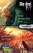 Cover-Bild zu Arthur, Robert: und der verschwundene Schatz / Die Rache des Untoten (Doppelband)
