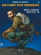 Cover-Bild zu Frezzato, Massimiliano: Der Planet ohne Erinnerung / Der große Reichtum
