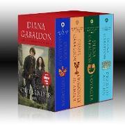 Cover-Bild zu Outlander 4-Copy Boxed Set von Gabaldon, Diana