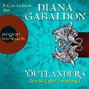 Cover-Bild zu Outlander - Der Ruf der Trommel (Ungekürzte Lesung) (Audio Download) von Gabaldon, Diana