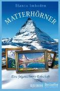Cover-Bild zu Matterhörner von Imboden, Blanca