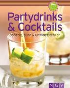 Cover-Bild zu Partydrinks & Cocktails von Winnewisser, Silvia