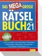 Cover-Bild zu Das megagroße Rätselbuch Band 21