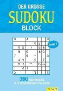 Cover-Bild zu Der große Sudokublock Band 1