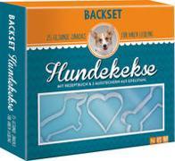 Cover-Bild zu Backset Hundekekse.25 gesunde Snacks für Ihren Liebling