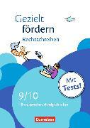 Cover-Bild zu Gezielt fördern 9./10. Schuljahr. Rechtschreiben. Arbeitsheft. von Robben, Christiane
