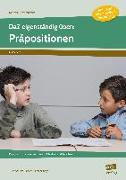 Cover-Bild zu DaZ eigenständig üben: Präpositionen - SEK von Schulte-Bunert, Ellen